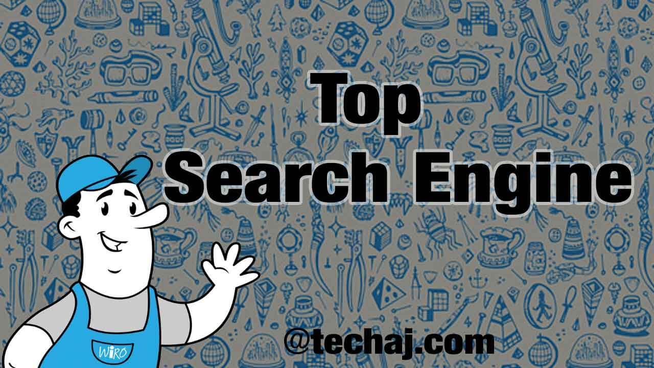 Top 10 search engine
