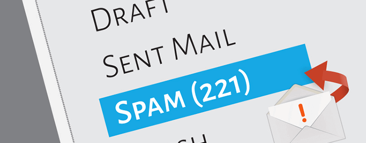 what is spam mail in gmail