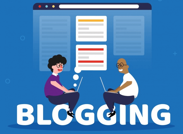 blog blogging and blogger